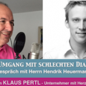 Podcast Interview von Klaus Pertl